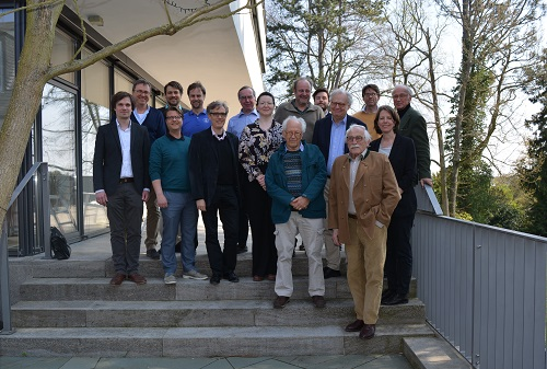 Complexity Workshop April 2019 Bad Homburg